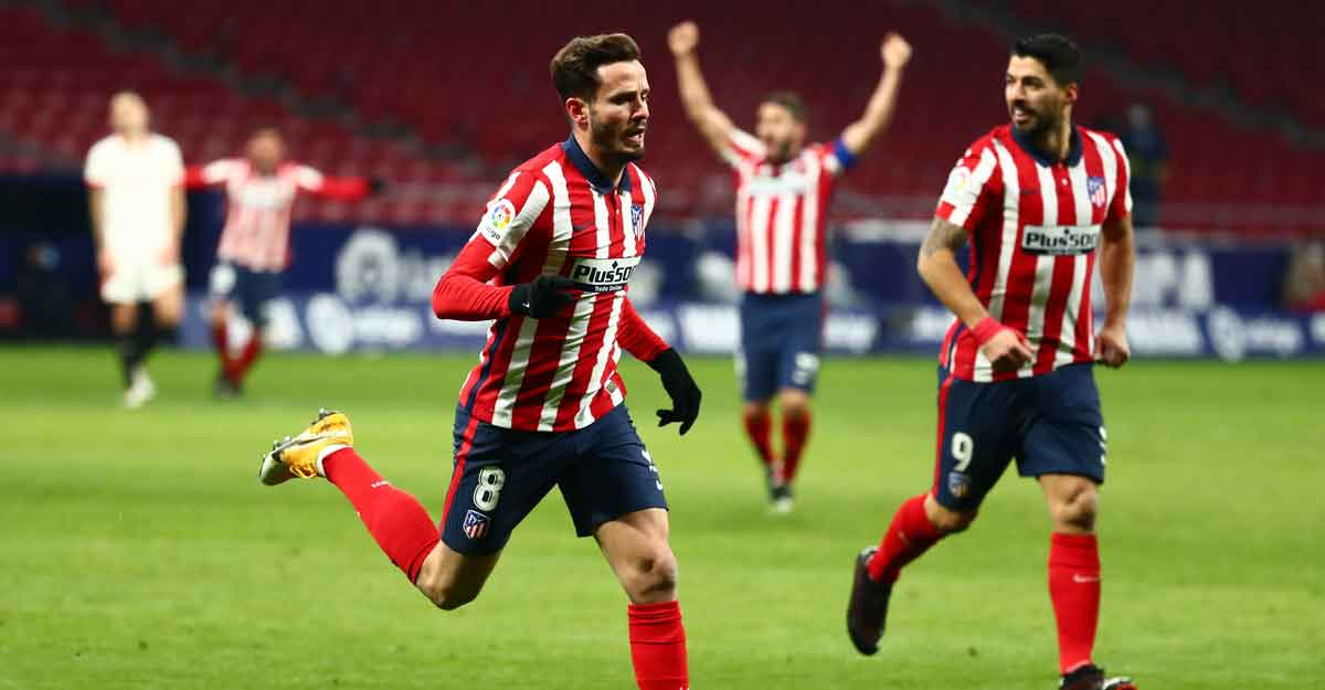 La Liga: Atletico extend lead at the top