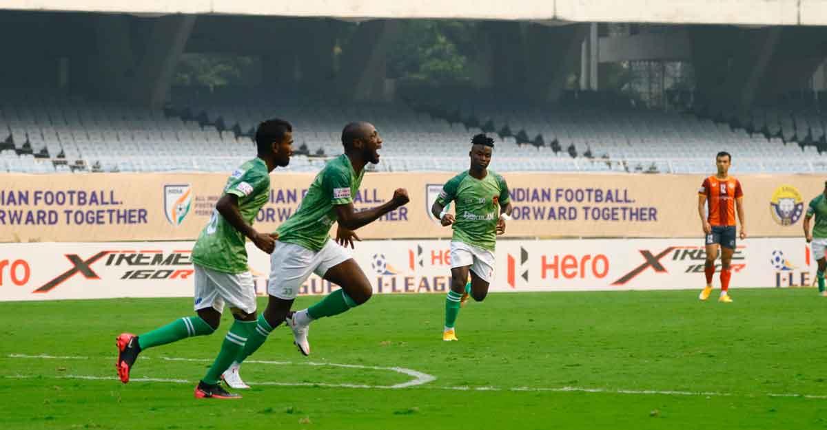 I-League: Gokulam Kerala rally to edge Punjab FC in 7-goal thriller