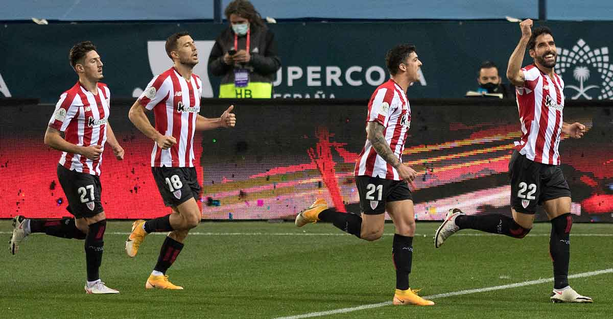 Spanish Super Cup: Athletic Bilbao dethrone Real Madrid