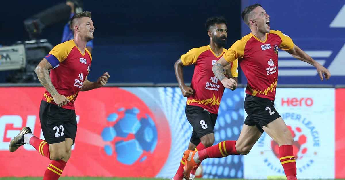 ISL: East Bengal snatch draw against Blasters