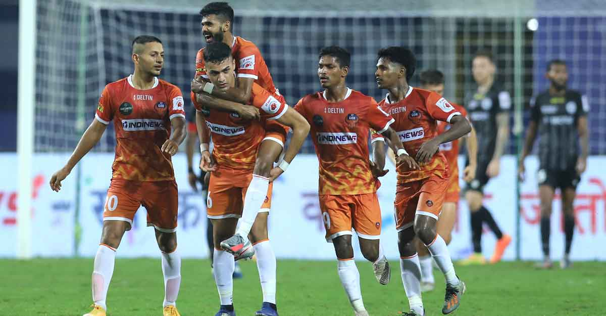 ISL: Pandita earns FC Goa a point against ATK Bagan
