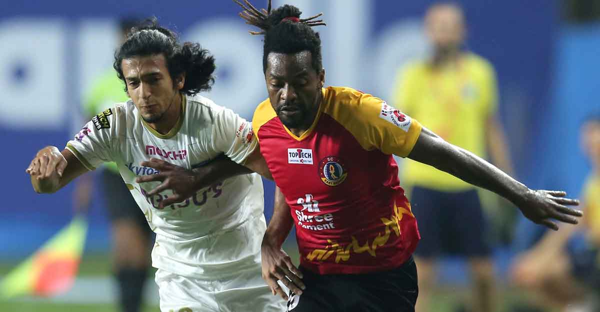 Kerala Blasters show signs of improvement: IM VIjayan
