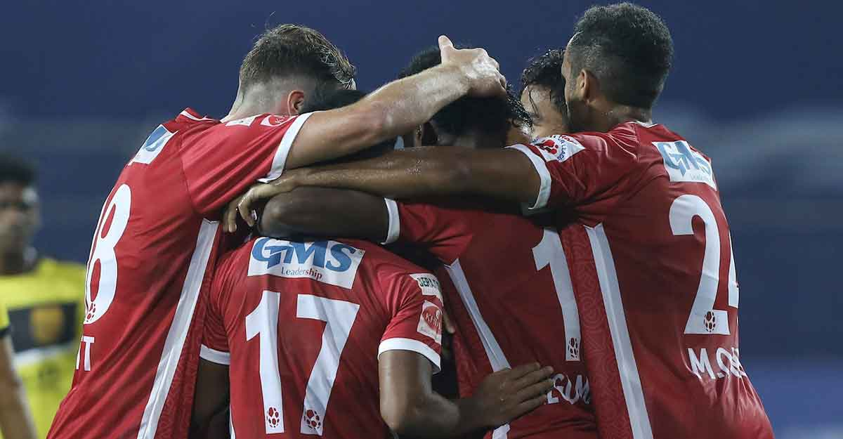 ISL: Odisha rally to hold Hyderabad