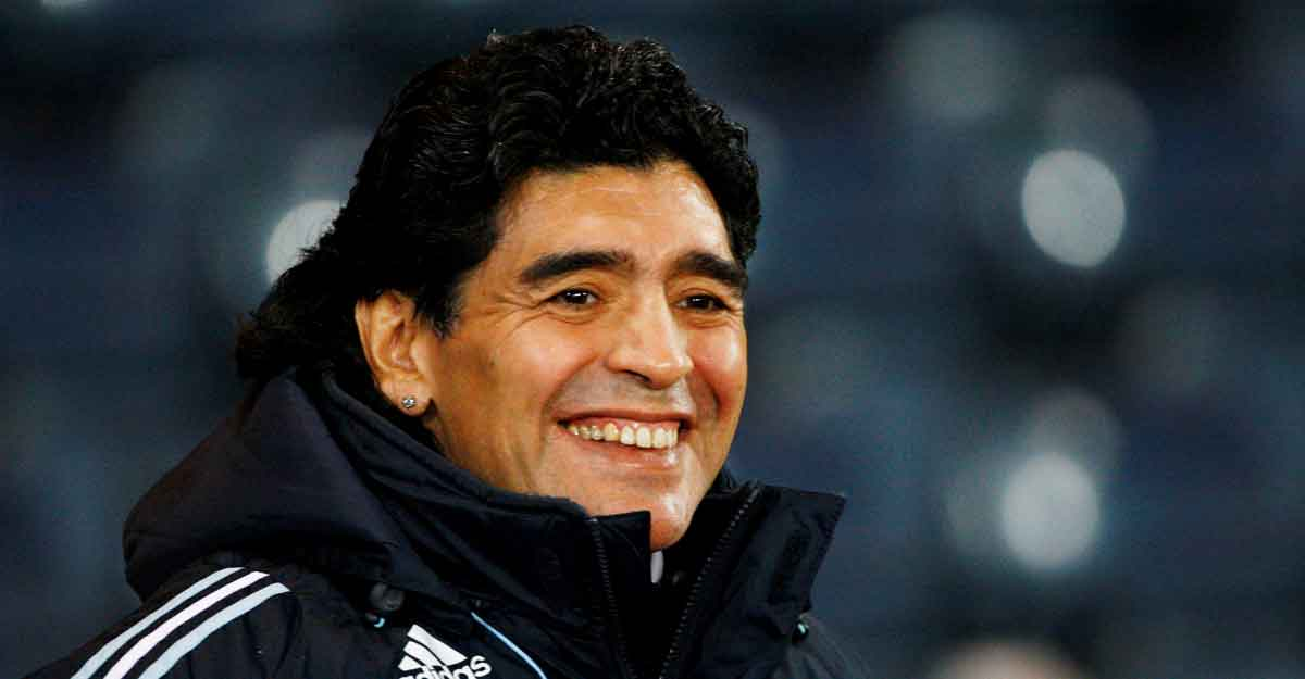 Pope terms Maradona a fragile poet