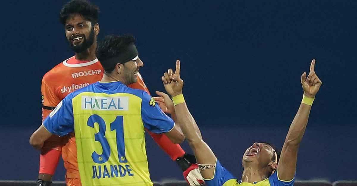 ISL: Rahul nets winner as Kerala Blasters pip Bengaluru