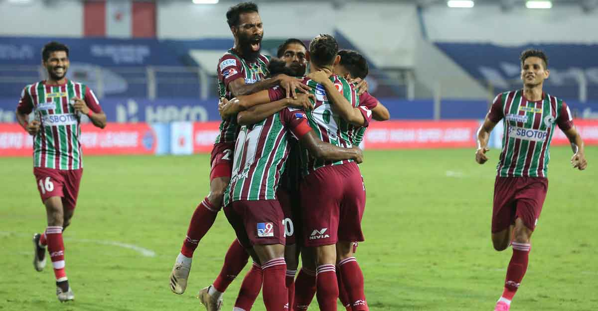 ISL: Williams hands ATK Bagan dramatic win