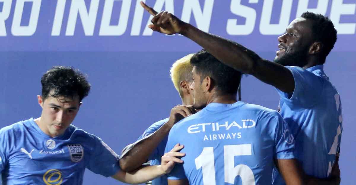 ISL: Mumbai City consolidate position atop