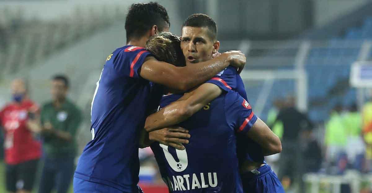 ISL: Bengaluru, Odisha play out draw