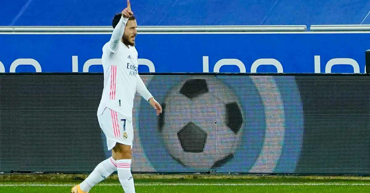 La Liga: Real Madrid rout Alaves
