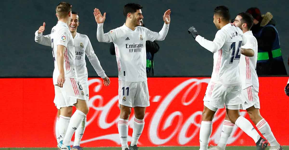 La Liga: Real Madrid down Celta Vigo to regain top spot