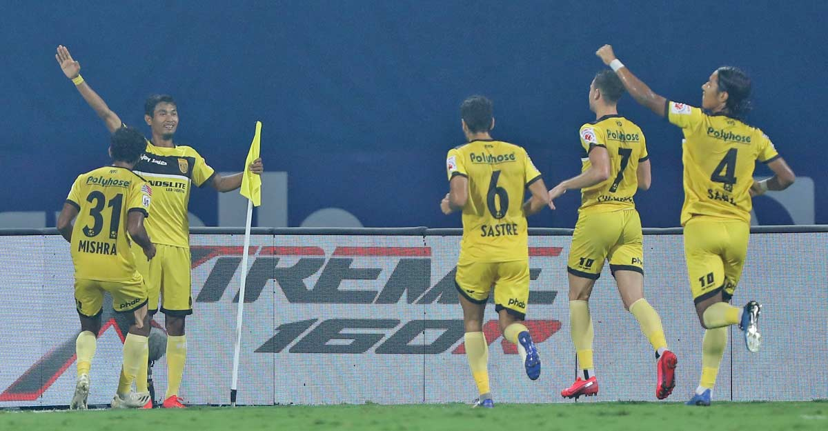 Hyderabad FC end losing streak, beat Chennaiyin FC 4-1
