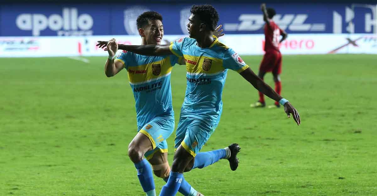 ISL: Colaco brace fires Hyderabad FC to third spot