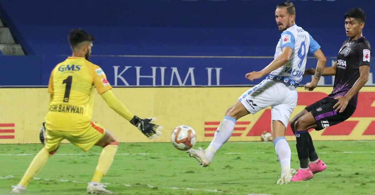 ISL: Jamshedpur edge Odisha, keep play-off hopes alive