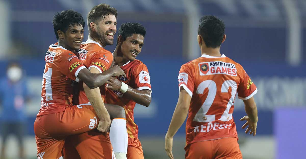 Goa breaks jinx of draws, stakes claim for top four with win against Odisha