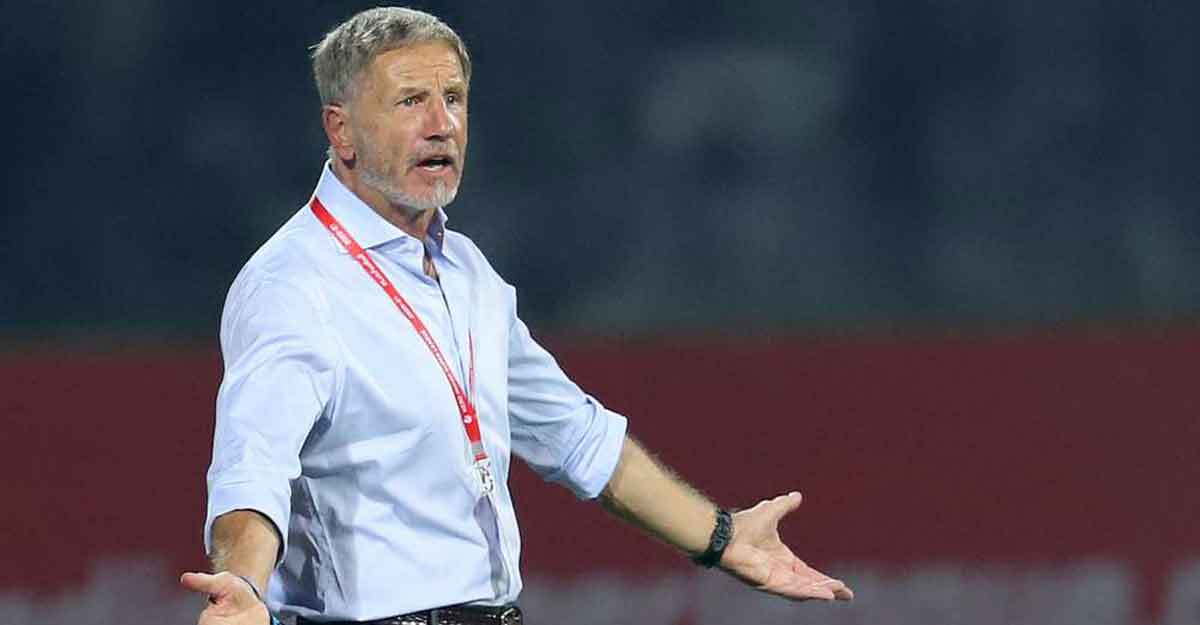 ISL: Odisha FC sack coach Baxter following rape remark