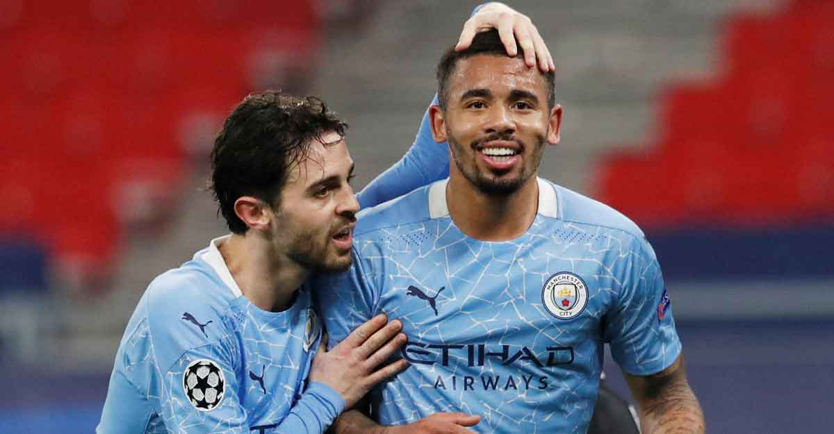 Champions League: Manchester City continue winning run