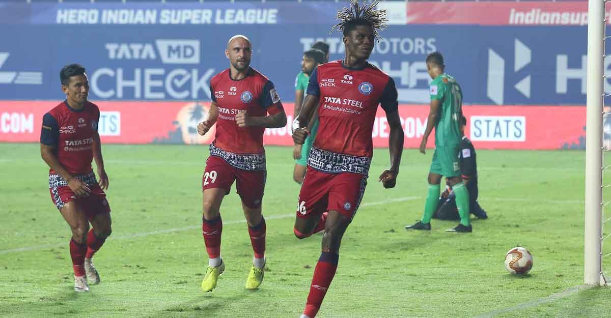 ISL: Jamshedpur edge Bengaluru, finish sixth