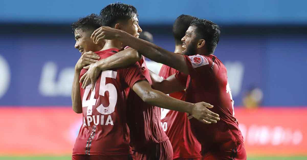ISL: NorthEast United FC seal play-offs spot