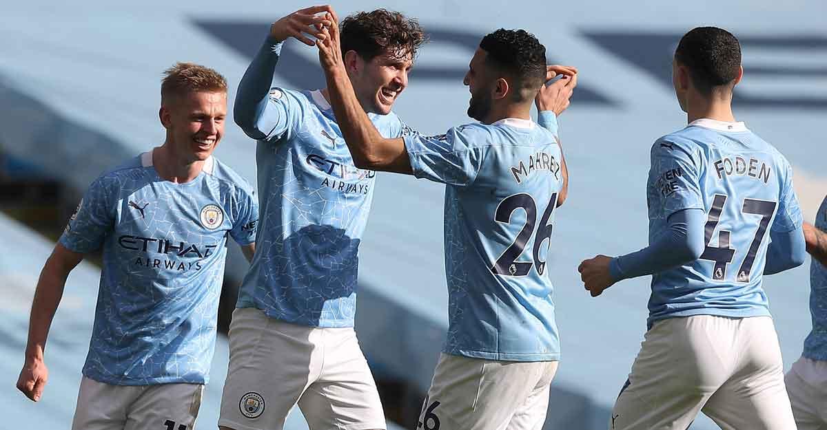 Premier League: Manchester City keep winning