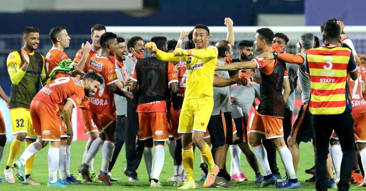 ISL: FC Goa seal final play-offs spot