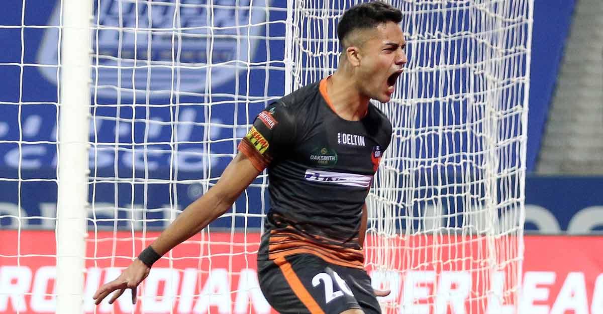 Ishan Pandita's late strike helps Goa hold Mumbai to 3-3 draw