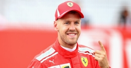Vettel hints at new Ferrari deal before F1 season starts