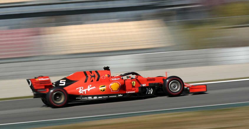Remain committed to F1: Ferrari