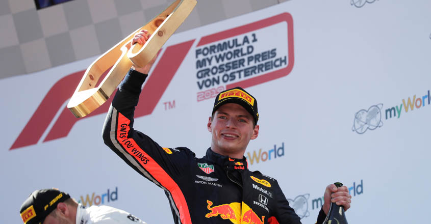 Verstappen snatches dramatic Austrian GP win from Leclerc