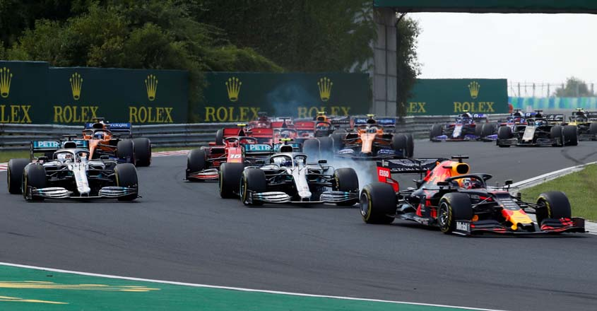 F1 aims to rev up virus-hit season in May