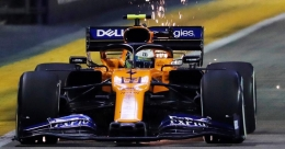 McLaren boss accuses Ferrari of being in denial over budget cap