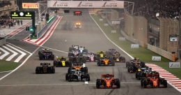 Formula One expects shortened season of 15 to 18 races