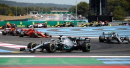 China yet to accept offer of hosting two F1 races this year