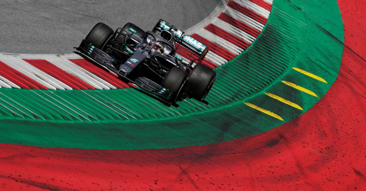 Austrian GP circuit