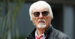 Former F1 boss Bernie Ecclestone becomes father again at 89