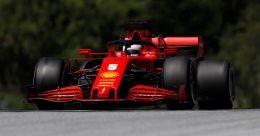 Ferrari warned over COVID-19 protocol breach