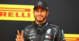 Hamilton wins Styrian GP in Mercedes one-two