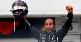 Hamilton wins Hungarian GP to take F1 championship lead