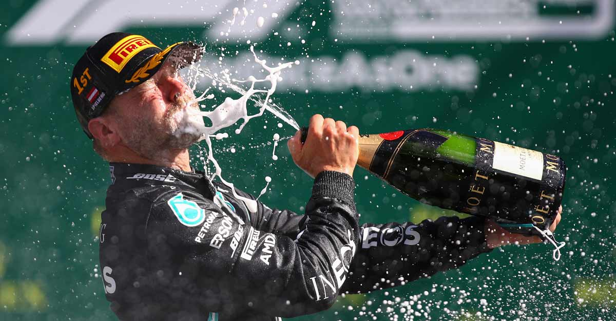 Champagne time