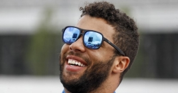 President Trump assails NASCAR's leading Black driver Wallace