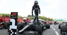 Hamilton cruises to victory in Spanish GP