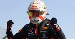 Formula One: Verstappen ends Mercedes' winning run