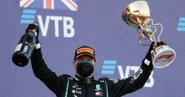 Bottas wins Russian GP as penalties put Hamilton record bid on hold