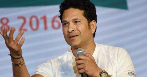 Sachin to be part of IDBI Federal Life Insurance Spice Coast Marathon in Kochi