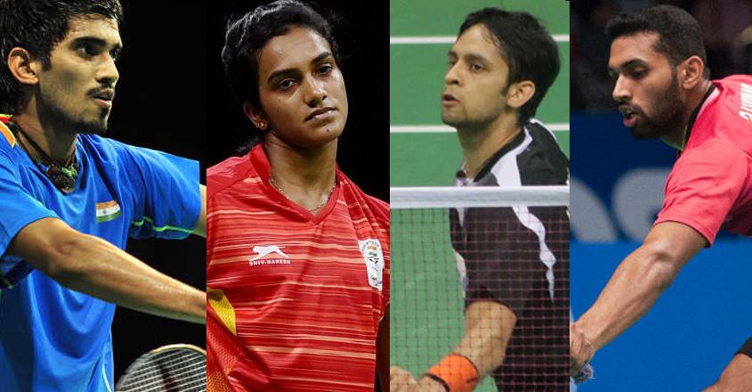 Hong Kong Open: Srikanth advance; Sindhu, Prannoy, Kashyap knocked out