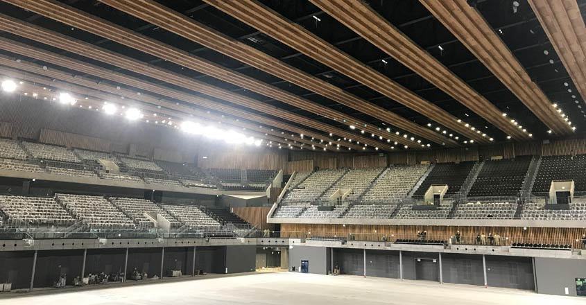 Tokyo 2020 venues near completion eight months from Games