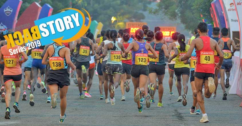 2019 Backstory   How I got off the blocks to finish half-marathon