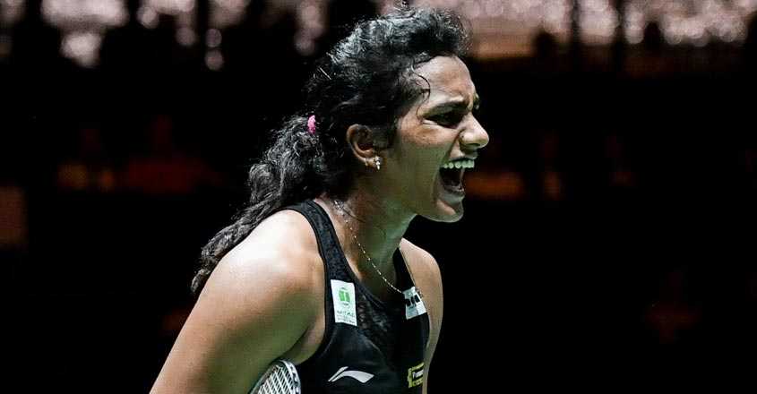 Blow for Sindhu