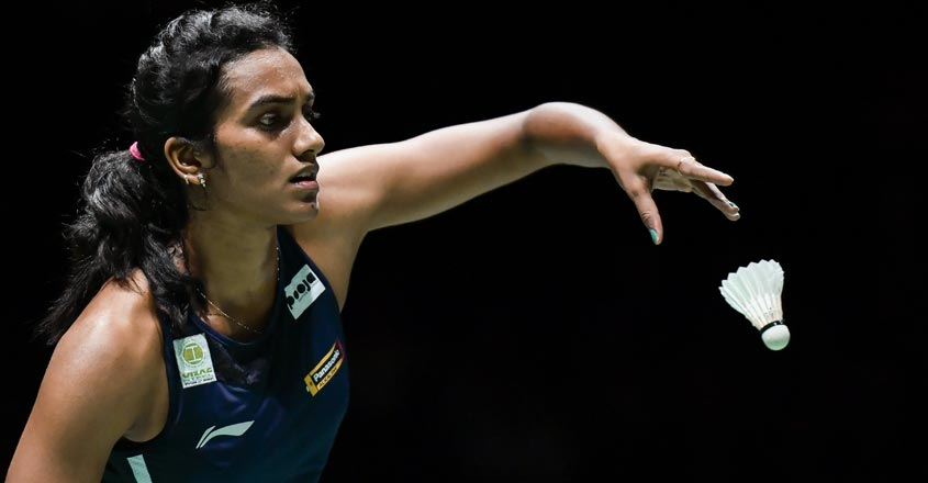 Sindhu knocked out of Denmark Open
