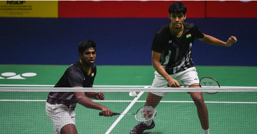 China Open: Satwiksairaj, Chirag enter quarterfinals, end of the road for other Indians