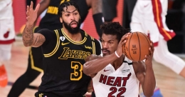 Jimmy Butler stars as Miami Heat send NBA Finals into Game Six